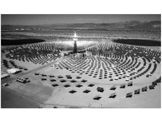 光热发电示范项目有望步入正轨