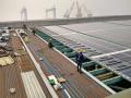 广西建工二安公司承建全球最大光伏建筑一体化项目