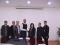 中节能镇江公司与德国RCT公司签署湿法黑硅合作开发协议