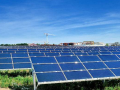山西吕梁市19个光伏扶贫项目集中并网发电