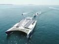 """世界首艘""""可再生能源""""动力船即将环游世界"""