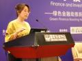 能金云董事长许瀚丹女士应邀出席第十一届中国新能源国际高峰论坛