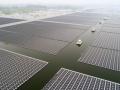 中国启动全球最大浮动太阳能电厂 可满足1.5万户家庭用电