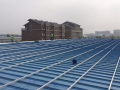 天爱能源携手安徽金春1MW光伏发电项目顺利开工