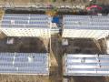"""房顶也能""""挣钱"""" 漯河一高校建4200平米光伏发电项目"""