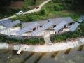 四川广安区:贫困村有了首个光伏发电站