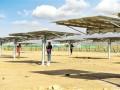 中控太阳能50MW光热发电项目进展顺利