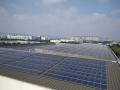 联盛新能源携手无锡富士电机 首个分布式光伏发电项目并网