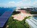 漂浮式光伏电站新方向:Sunseap海上项目明年正式投运