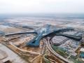 北京大兴国际机场跑道周边 首次铺设光伏系统