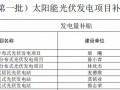 0.2元/W+0.15元/kWh!广州公示2019年第一批光伏项目补贴资金名单