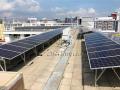 安泰为新加坡50MW屋面项目提供全铝支架解决方案