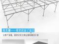 品质领先,安泰为您提供阳光棚支架定制化解决方案