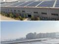 中建材浚鑫安徽蚌埠5.4MW屋顶分布式项目成功并网