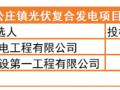 最低3.91元/瓦,广东能源100MW光伏复合发电项目EPC中标候选人公示